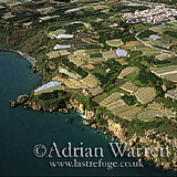 Aerials (aerial image): Costa Del Sol and Plant Nurseries, Spain, Europe
