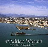 Aerials (aerial image): Malaga, Spain, Europe