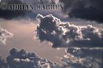 Heavy Cumulus clouds, Texas, USA