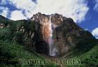 Angel Falls, Auyantepui, Venezuela