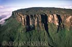 Aerials (aerial photo) of Tepuis, South America: Mount Kukenaam (Kukenan, Cuguenan), Venezuela