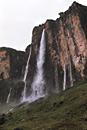 Kukenaam (Kukenan, Cuguenan) FALLS, Mount Kukenaam (Kukenan, Cuguenan), Venezuela