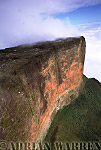 Aerials (aerial photo) of Tepuis, South America: Mount Roraima, Venezuela