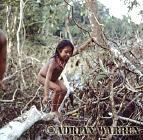 Waorani Indian girl : rio Cononaco, Ecuador, 1983