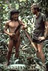 Waorani Indians : Caempaede with James Yost, rio Cononaco, Ecuador, 1983
