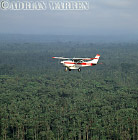 Waorani Indians : Mission Aviation Fellowship Cessna 206, Ecuador, 2002