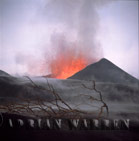 Volcano Eruption: KIMANURA ERUPTION May 1989, Nyamlagira, Zaire