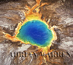 Gand Prismatic Hot Spring, Yellowstone Nat. Park, USA