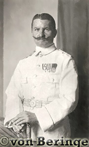 Captain Robert von Beringe